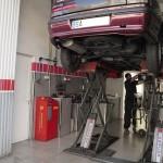 Mantenimiento de vehiculos
