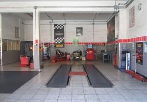 Neumáticos Paco taller en Salamanca